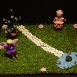 Pixie/Fairy yarn doll set