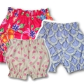 Baby girls cotton bloomers - FREE POST