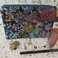 Cosmetic/Jewellery Pouch - Batik Design