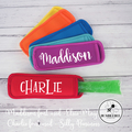 Kids Personalised Icy Pole Holder * Zooper Dooper * Icypole