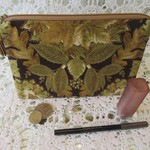 Cosmetic/Jewellery Pouch - Autumn Design