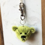 Teddy bear keychain / Bag decoration