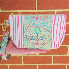 Pink Mosaic - Encore Clutch