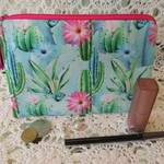 Cosmetic/Jewellery - Cactus Design