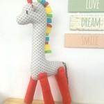 Giraffe Soft Toy | Nursery Decor