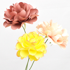 Spring Beauty Paper Flowers