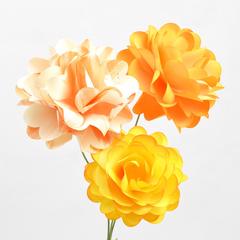 Summer Daze Paper Flowers