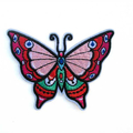Butterfly Embroidered patch