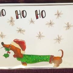 Sausage Dog Christmas!