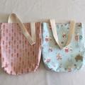 Child Reversible Tote bag, Reversible Tote bag,