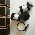 Soy candle gift pack scented 100% soy wax candles. 1 tumbler and 4 travel tins