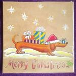 Merry Christmas Sausage!
