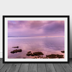 Violet Dawn - Wangi Wangi, Lake Macquarie, Australian Landscape Photography