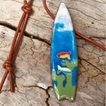 Surfboard pendant
