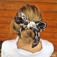 "Handmade ""Safari"" hair scarf by SIMPLY by kt"