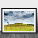 Hunter Valley Rural Escape, Australian Landscape Photography Print