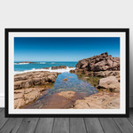 Birubi Beach, Port Stephen's, Original Landscape Photography Print