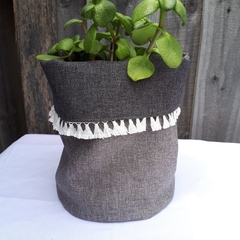 Fabric Basket/Pot Cover