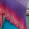 Gorgeous Crochet Shawl