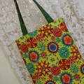 Christmas Bag - Red & Green - Totally Reversible