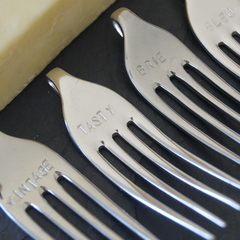 Set of 4 Cheese Markers