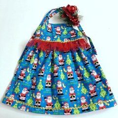 "Size 3 ""Santa"" Christmas Dress"