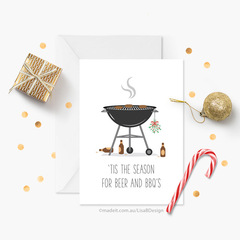 Australian Christmas Card   'Tis the Season