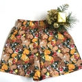 "Sizes 1 and 2 - ""Rudolph"" Christmas Shorts"