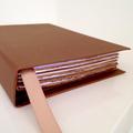 Handmade Coffee Paper Notebook
