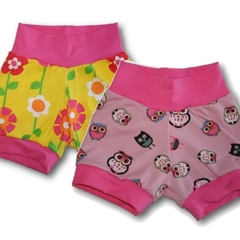 Baby Girls Knit Bloomers - FREE POST