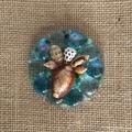 Seashell Display Window / Table Ornament Beach Decor