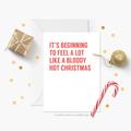 Funny Christmas Card | Australian Christmas