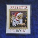 'Presents' Christmas Fridge Magnet