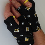 Sungloves: sun protection for your hands, pair, lycra, palm-free, Simply Joolz