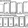 Comic Speech Bubbles Phone Case - TPU Case - for iPhone & Samsung Galaxy phones
