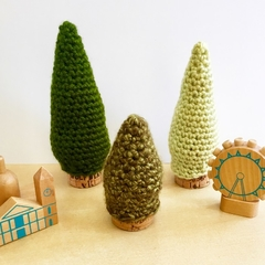 Christmas Trees for table decoration