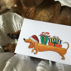 3 Christmas Dawgs
