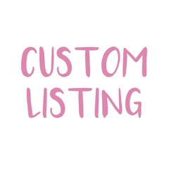 Custom Listing for Sonya - Size 6 Christmas Dress