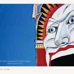 Luna Park Melbourne Print