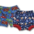 Baby Boys Cotton Bloomers - FREE POST