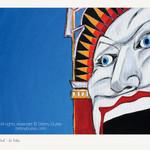 Luna Park St Kilda Beach Melbourne Icon Australia Wall Art