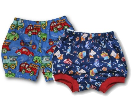 Baby Boys Bloomer Shorts