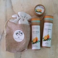 Coco L'Orange Natural Deodorant  l Vegan  I  Palm Oil Free  I  Zero Waste