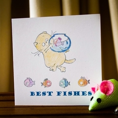 Best fishes - purrfect for cat lovers