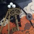 Ring Cushion  -  Steampunk