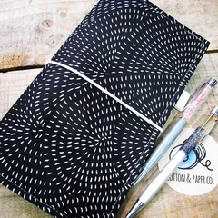 Notebook Cover - little black book