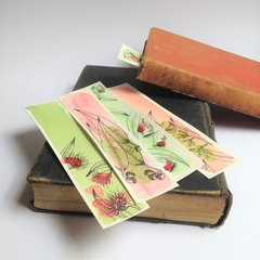 Bookmarks - Australian Eucalyptus Range - Original Artwork