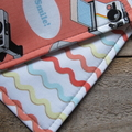 Notebook Cover - insta!