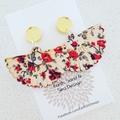 Fan Style - Dangle Earrings
