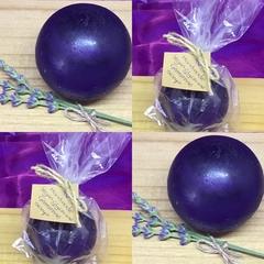 Gemstone Sphere Soap